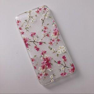 Accessories - unbranded || floral iPhone 6+ case bundle